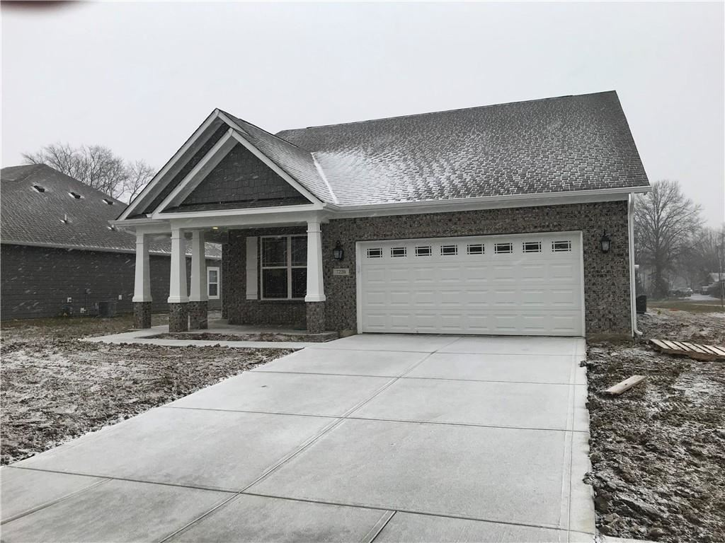 7220 Wooden Grange Drive, Indianapolis, IN 46259 - #: 21744038