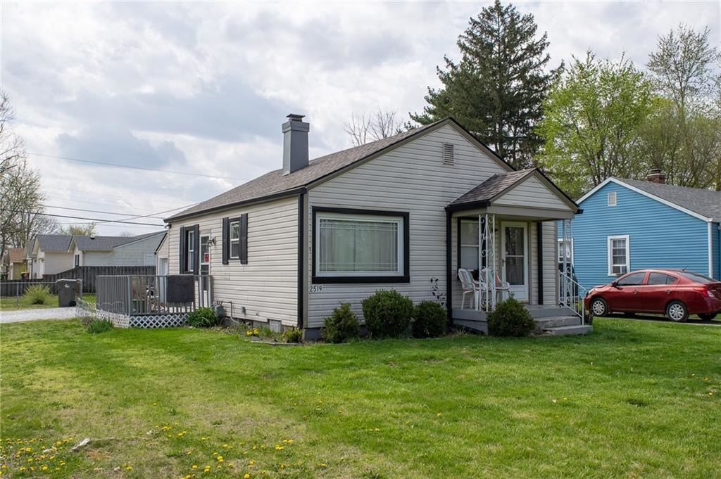 Photo of 2519 East Troy Avenue, Indianapolis, IN 46203 (MLS # 21777038)