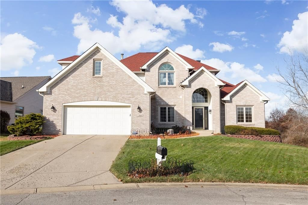 7370 Chestnut Hills Boulevard, Indianapolis, IN 46278 - #: 21682039