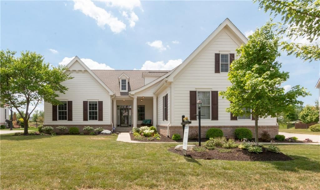 Photo of 10587 Morningtide Circle, Fishers, IN 46038 (MLS # 21690039)
