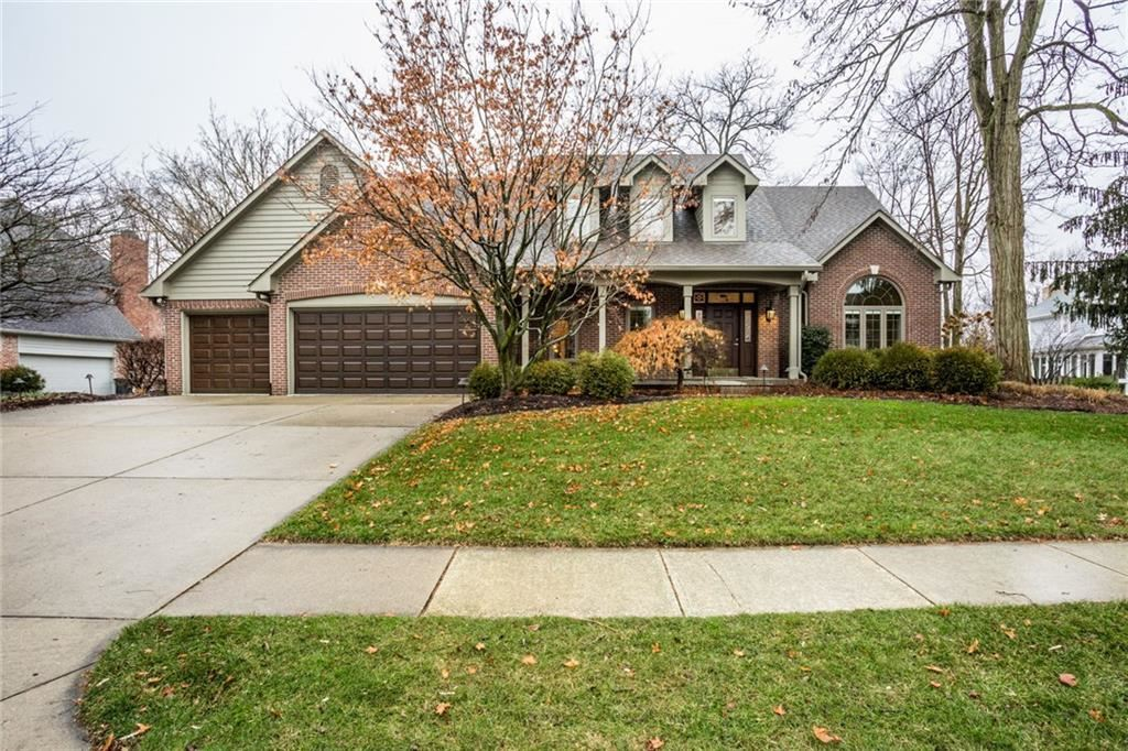 11433 Woods Bay Lane, Indianapolis, IN 46236 - #: 21691039