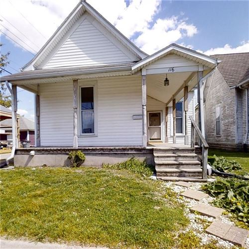 Photo of 116 East 9th Street, Rushville, IN 46173 (MLS # 21785040)