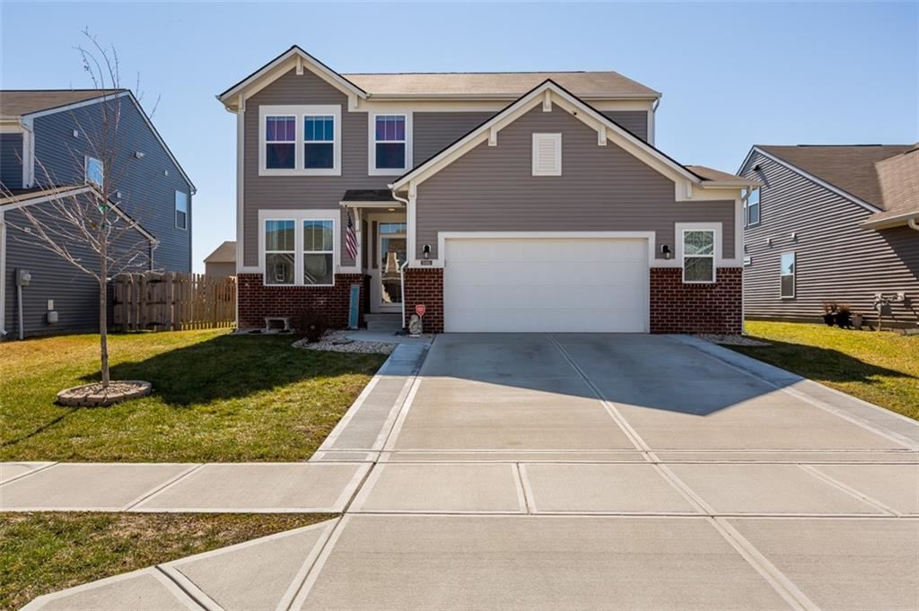10455 Pintail Lane, Indianapolis, IN 46239 - #: 21769040
