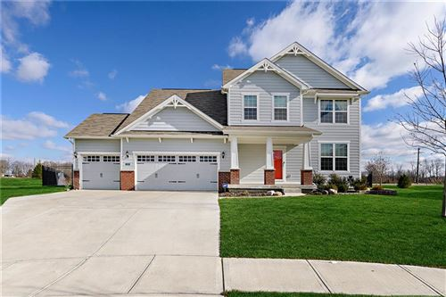 Photo of 15686 Bellevue Circle, Fishers, IN 46037 (MLS # 21753041)