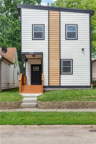 Photo of 1010 Harlan Street, Indianapolis, IN 46203 (MLS # 21768041)