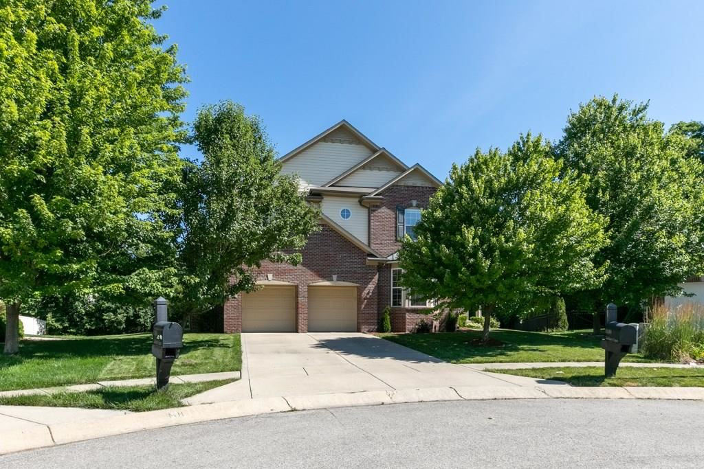 8188 Zachary Court, Indianapolis, IN 46236 - #: 21722041