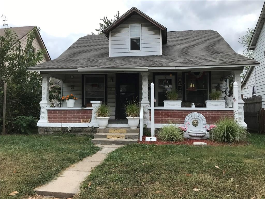 1550-52 South Belmont Avenue, Indianapolis, IN 46221 - #: 21743041