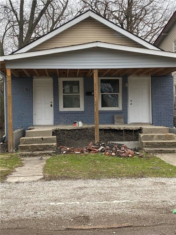 319 North Forest Avenue, Indianapolis, IN 46201 - #: 21755041