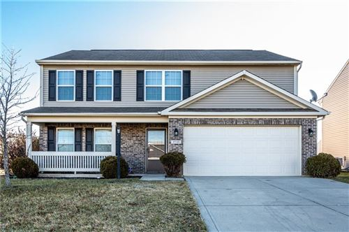 Photo of 3735 Pursley Lane, Indianapolis, IN 46235 (MLS # 21760042)
