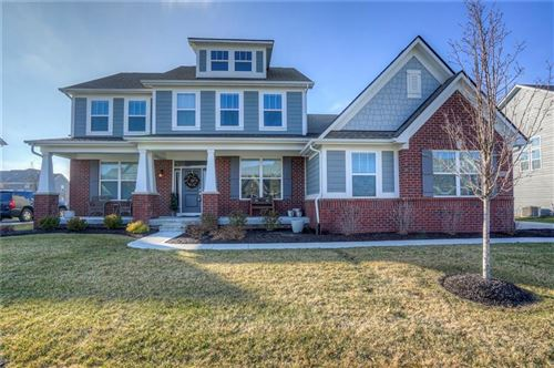 Photo of 10122 Midnight Line Drive, Fishers, IN 46040 (MLS # 21689043)