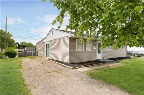 Photo of 2856 Dawson Street, Indianapolis, IN 46203 (MLS # 21789043)