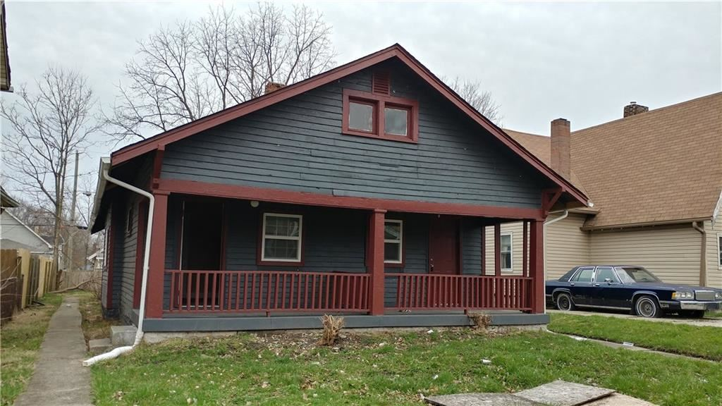 1416 KEALING Avenue, Indianapolis, IN 46201 - #: 21726043