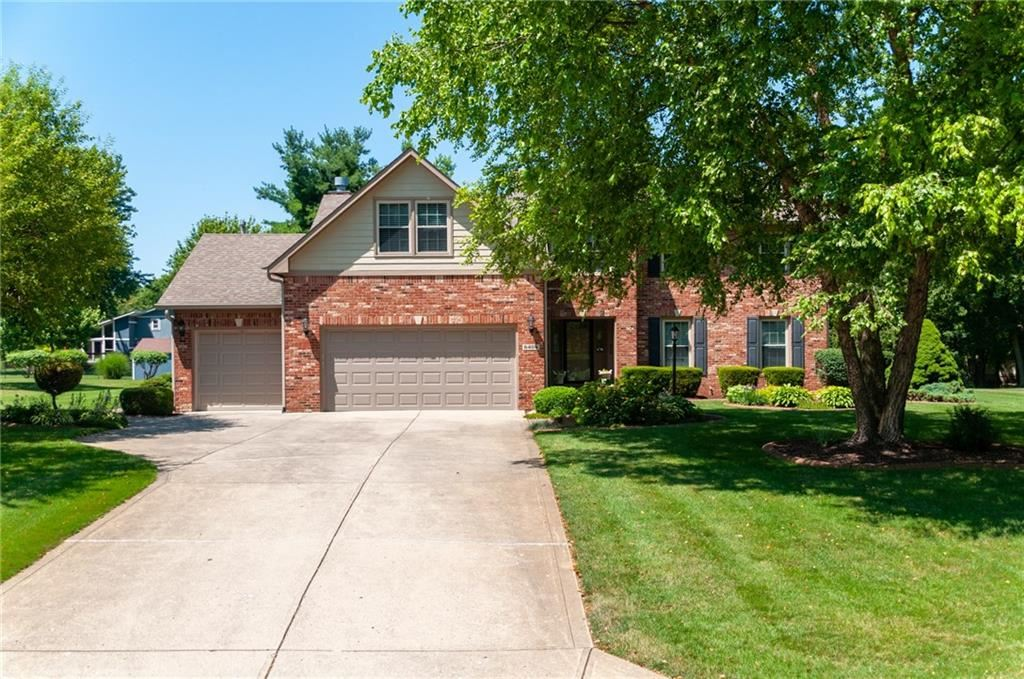 6406 West Northview Drive, McCordsville, IN 46055 - #: 21681044
