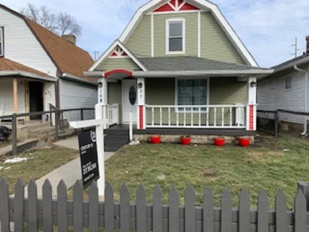 1637 Asbury Street, Indianapolis, IN 46203 - #: 21764044