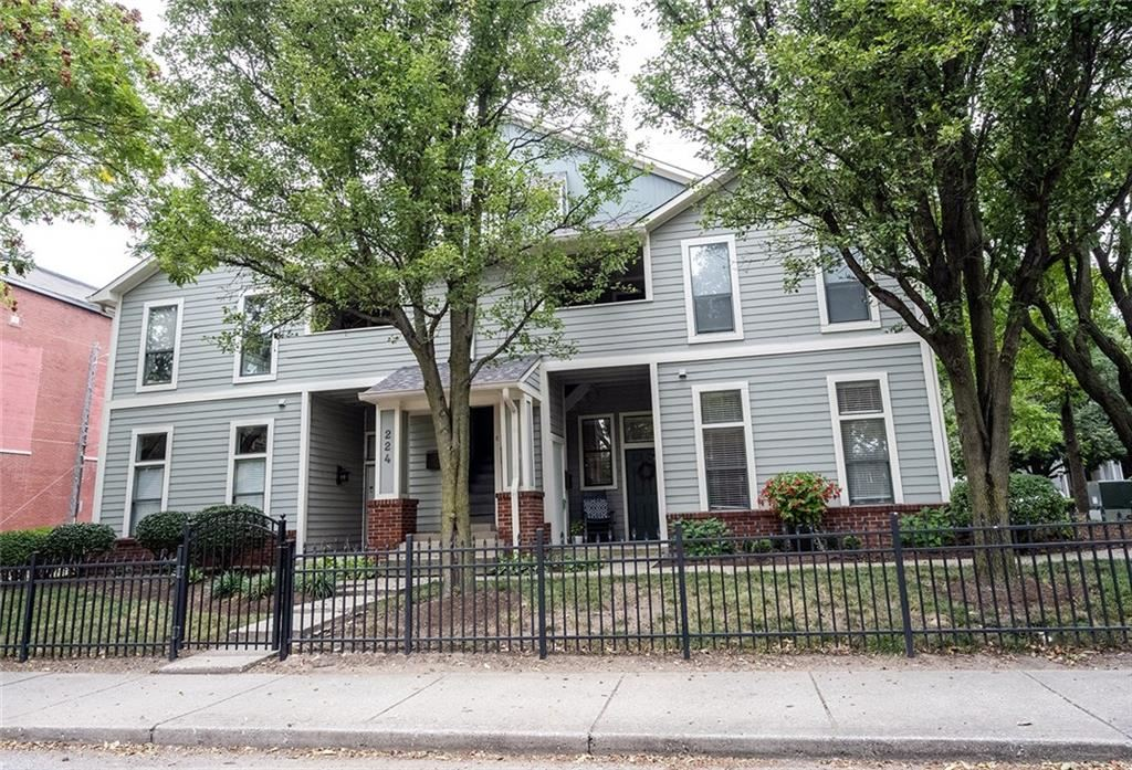 224 East 13th Street #A, Indianapolis, IN 46202 - #: 21738045