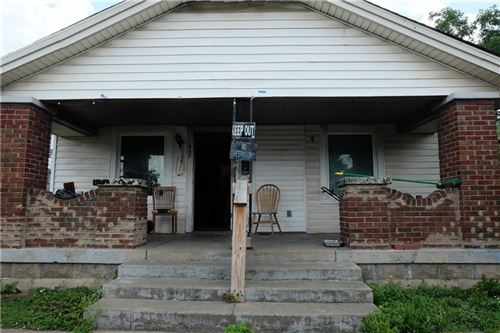 Photo of 1347 South Belmont Avenue, Indianapolis, IN 46221 (MLS # 21723046)