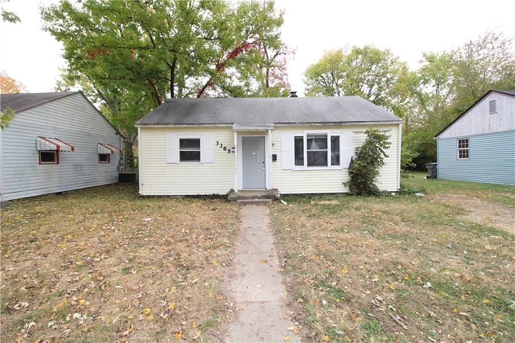 3365 Wallace Avenue, Indianapolis, IN 46218 - #: 21678046