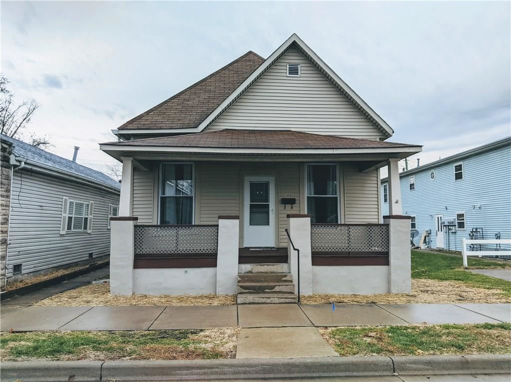 120 East South Street, Shelbyville, IN 46176 - #: 21685046