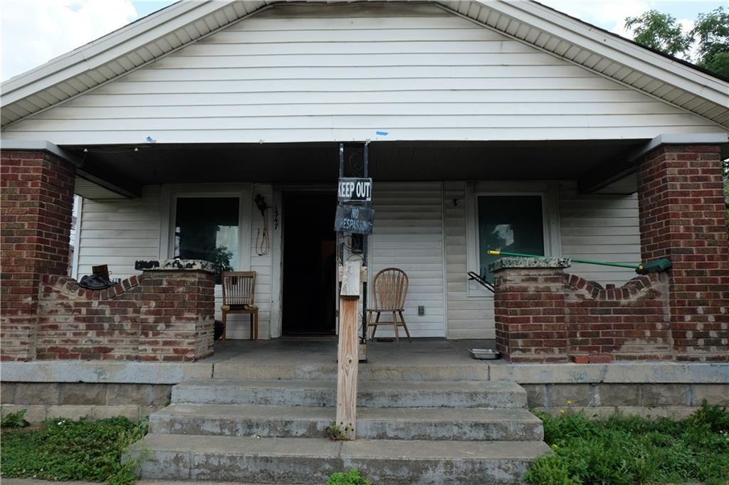 1347 South Belmont Avenue, Indianapolis, IN 46221 - #: 21723046