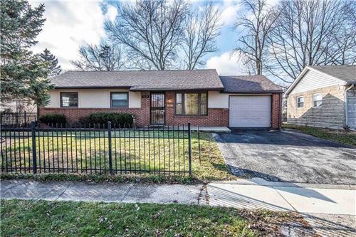 Photo of 3630 North Tiffany Drive, Indianapolis, IN 46226 (MLS # 21691047)