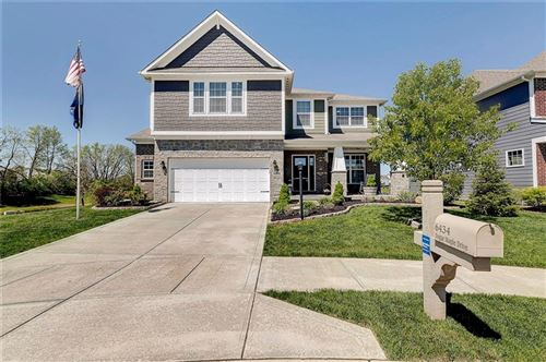 Photo of 6434 Sugar Maple Drive, Zionsville, IN 46077 (MLS # 21709047)