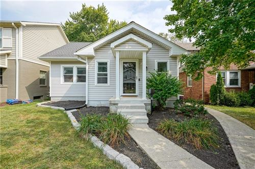 Photo of 5317 Broadway Street, Indianapolis, IN 46220 (MLS # 21740048)