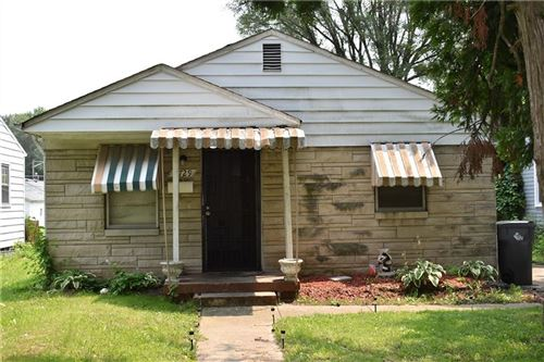 Photo of 3729 N Kinnear Avenue, Indianapolis, IN 46218 (MLS # 21802049)