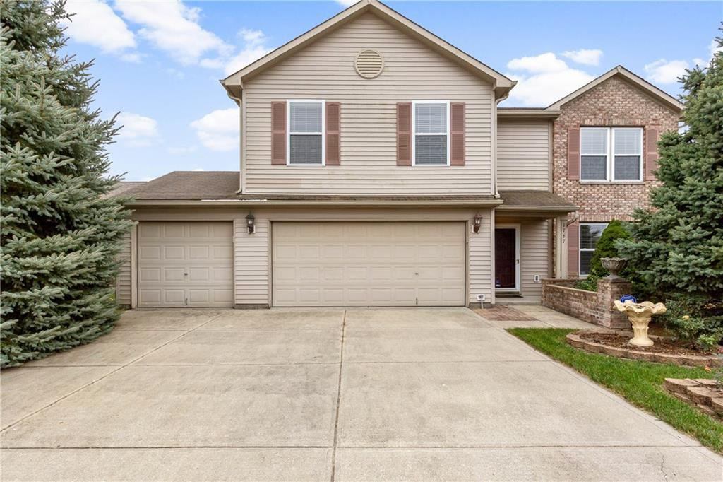 1767 Brookview Drive, Brownsburg, IN 46112 - #: 21678049