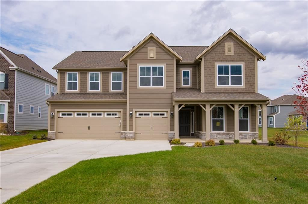 5214 Timber Stream Court, Indianapolis, IN 46239 - #: 21703049