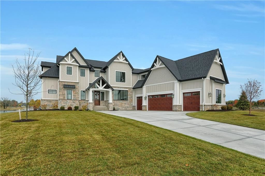 15233 Grassy Creek Lane, Carmel, IN 46033 - #: 21722049