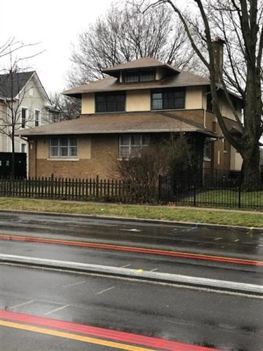 Photo of 6140 North College Avenue, Indianapolis, IN 46220 (MLS # 21690051)