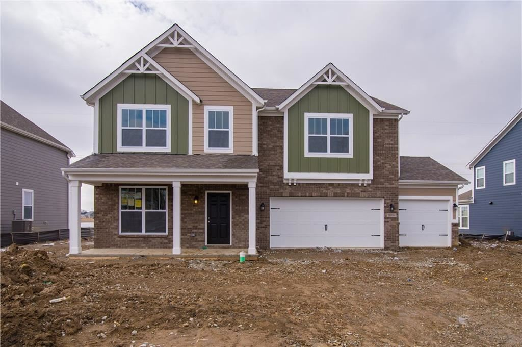 10084 Gallop Lane, Fishers, IN 46040 - #: 21678051