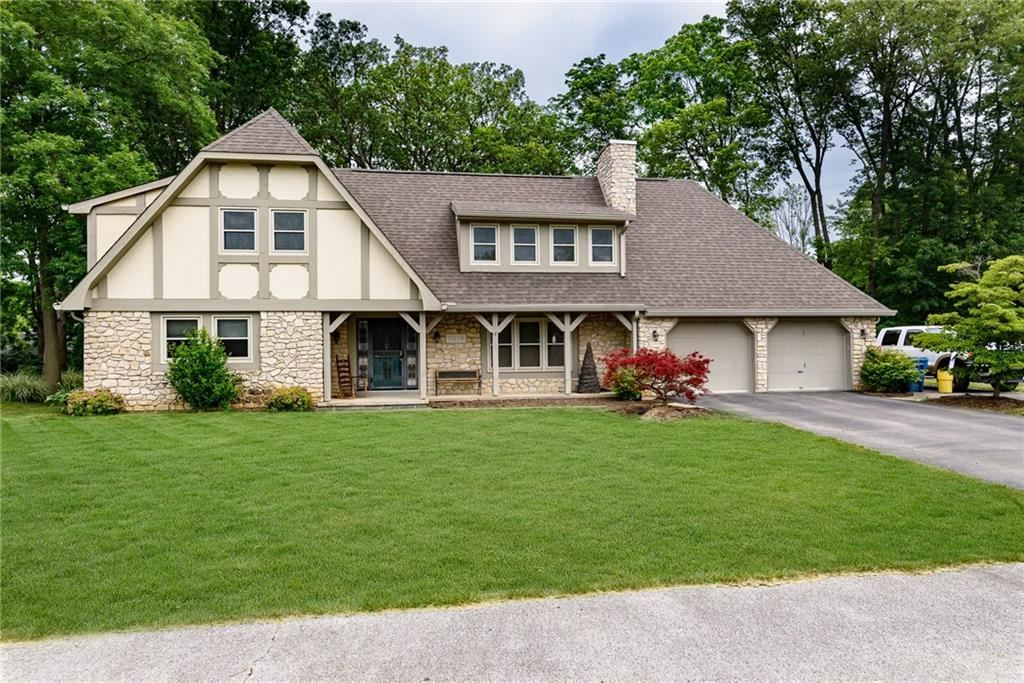 11318 Bloomfield Court, Indianapolis, IN 46259 - #: 21720051