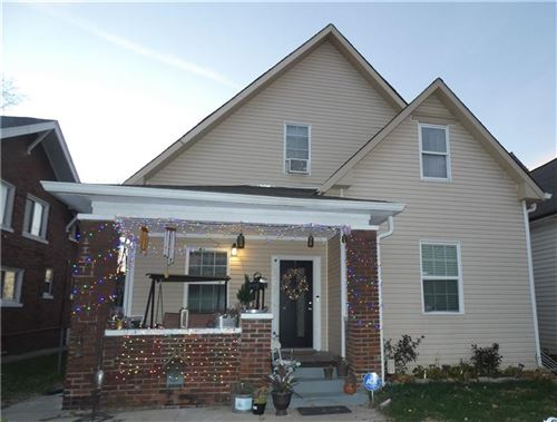 Photo of 1522 South Talbott Street, Indianapolis, IN 46225 (MLS # 21757052)