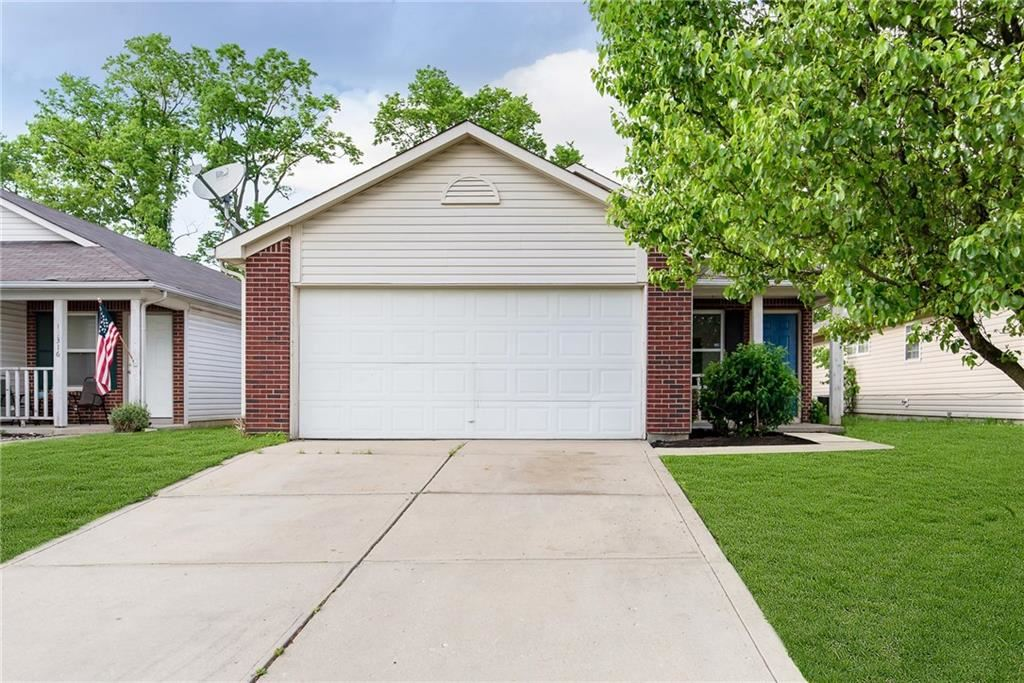11320 Narrowleaf Drive, Indianapolis, IN 46235 - #: 21715052