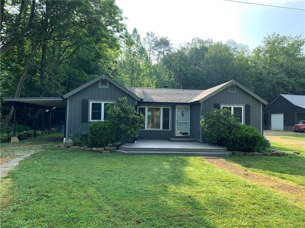 2415 GREASY CREEK Road, Nashville, IN 47448 - #: 21720052
