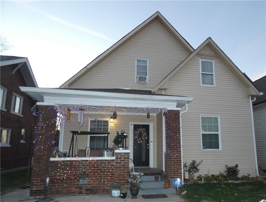 1522 South Talbott Street, Indianapolis, IN 46225 - #: 21757052