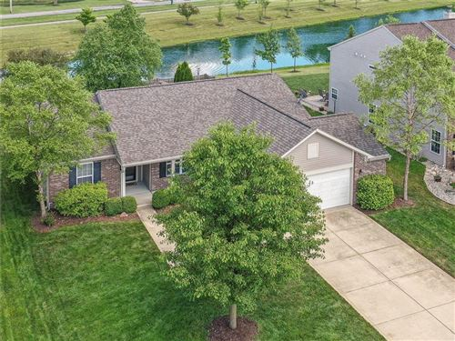 Photo of 12831 Touchdown Drive, Fishers, IN 46037 (MLS # 21723053)