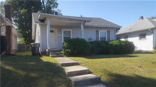 Photo of 1629 Wade Street, Indianapolis, IN 46203 (MLS # 21740053)
