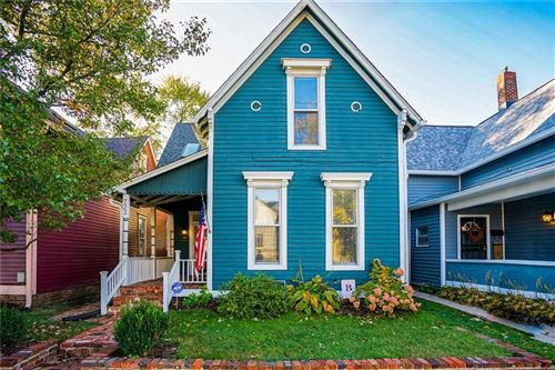 Photo of 723 East McCarty Street, Indianapolis, IN 46203 (MLS # 21690054)