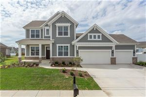 Photo of 13758 Amber Meadow, Fishers, IN 46038 (MLS # 21643055)