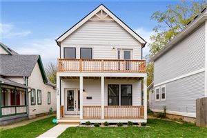 Photo of 1509 Spann, Indianapolis, IN 46203 (MLS # 21679055)