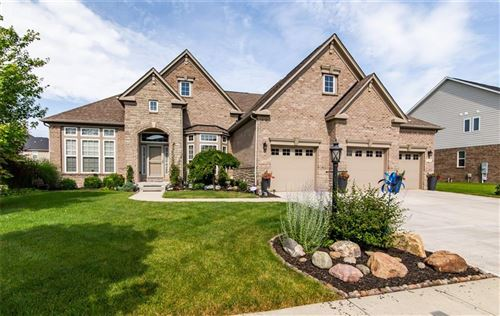 Photo of 9894 Stable Stone Terrace, Fishers, IN 46040 (MLS # 21722056)
