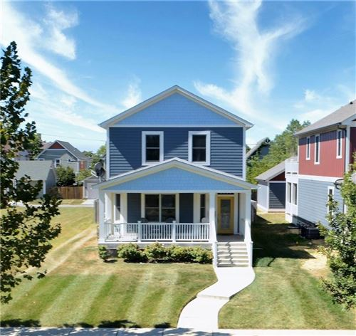 Photo of 2336 North College Avenue, Indianapolis, IN 46205 (MLS # 21783056)