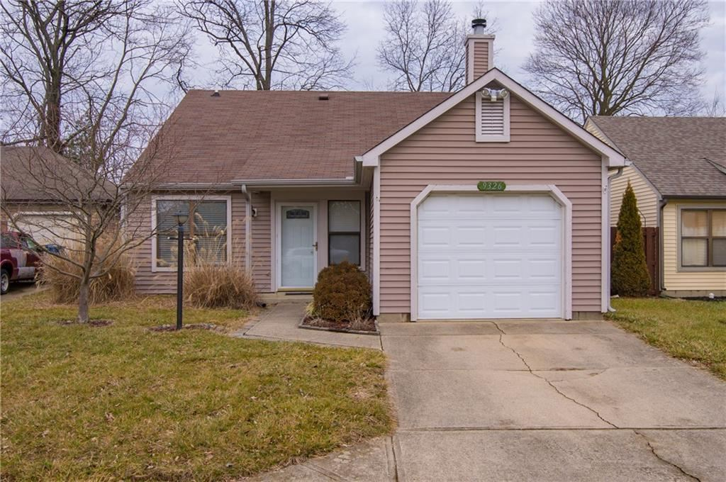 9326 Steeplechase Drive, Indianapolis, IN 46250 - #: 21695056
