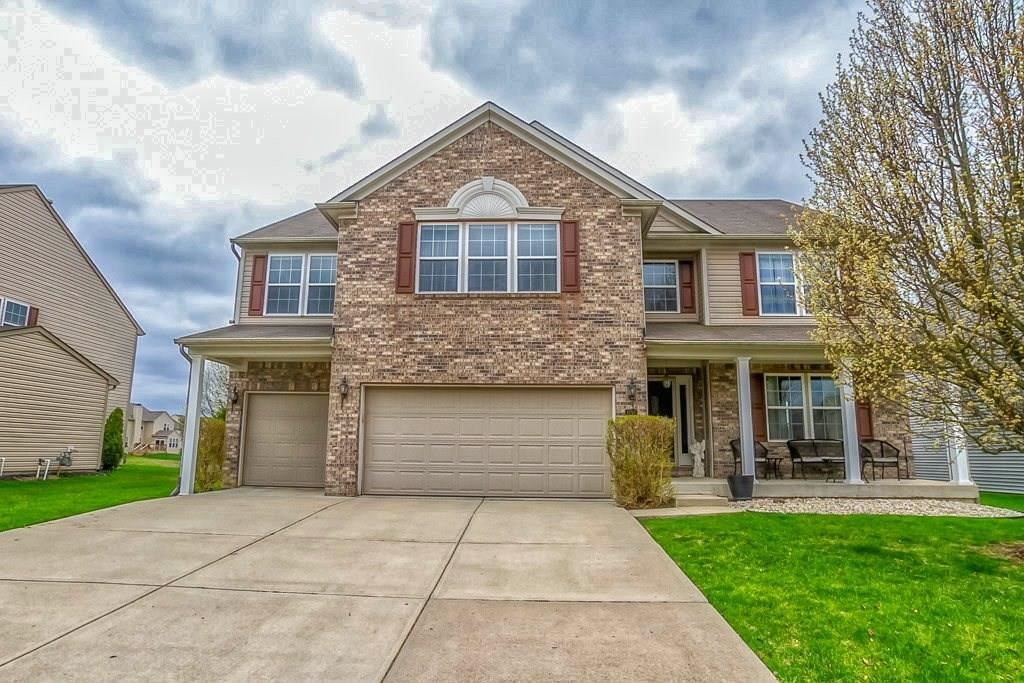 1253 Blue Haven Way, Greenwood, IN 46143 - #: 21702056