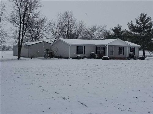 Photo of 4990 North County Road 600 East, Mooreland, IN 47360 (MLS # 21761057)