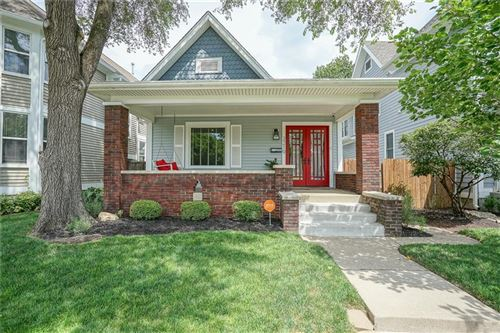 Photo of 2219 North Pennsylvania Street, Indianapolis, IN 46205 (MLS # 21740058)