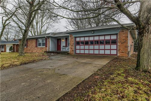 Photo of 6409 Woodwind Drive, Indianapolis, IN 46217 (MLS # 21696059)