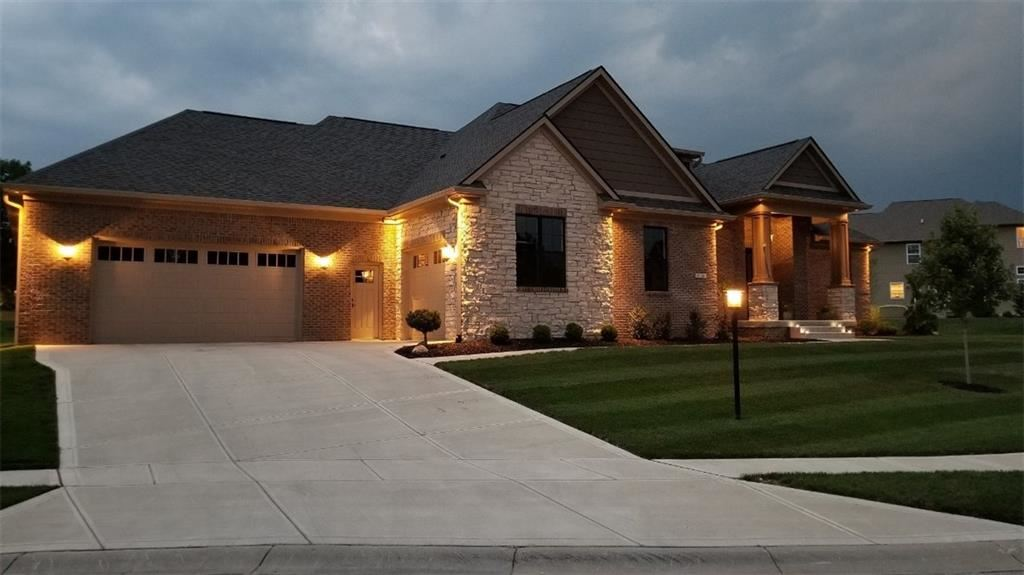 Photo of 17149 Moon Lake Court, Noblesville, IN 46060 (MLS # 21693059)